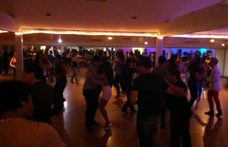El Camino Salseros' Salsa Night