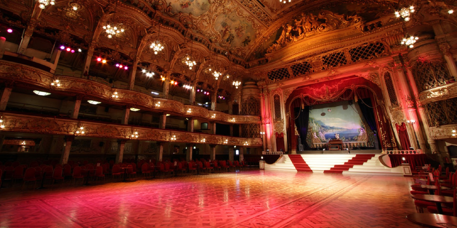 blackpool tower ballroom wallpapers - photo #7